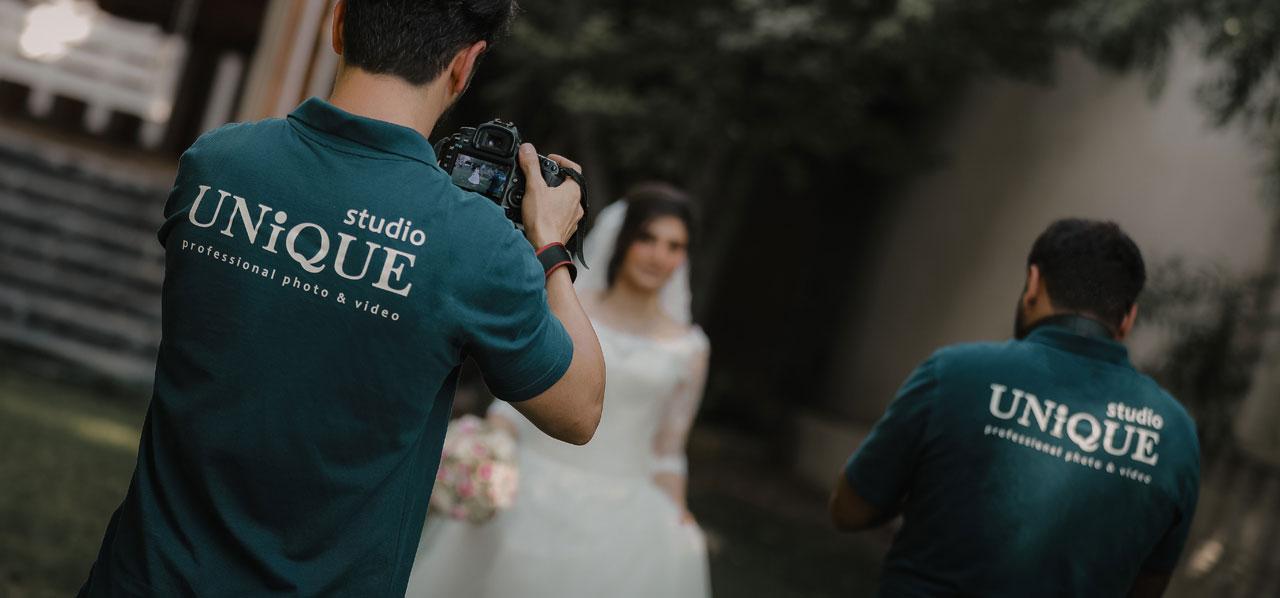 تضمین کارگردانی اختصاصی و منحصر به فرد کلیپ عروسی