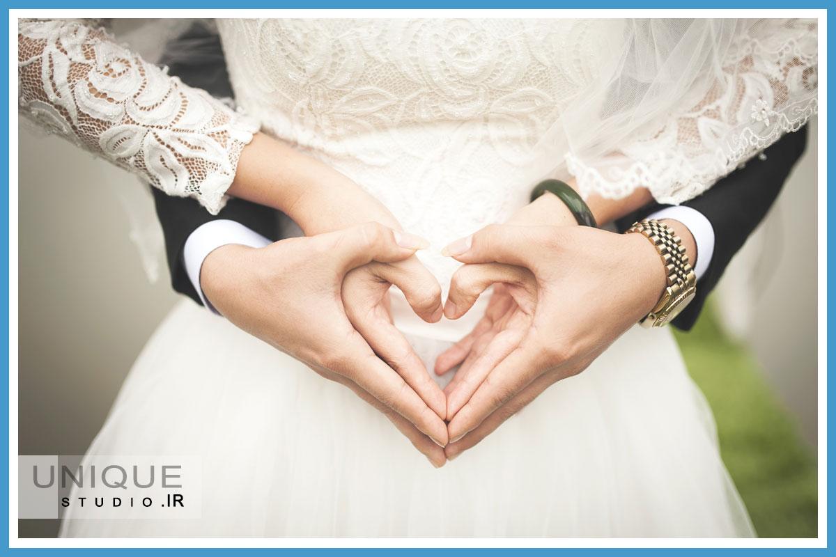 آتلیه خوب برای عروسی