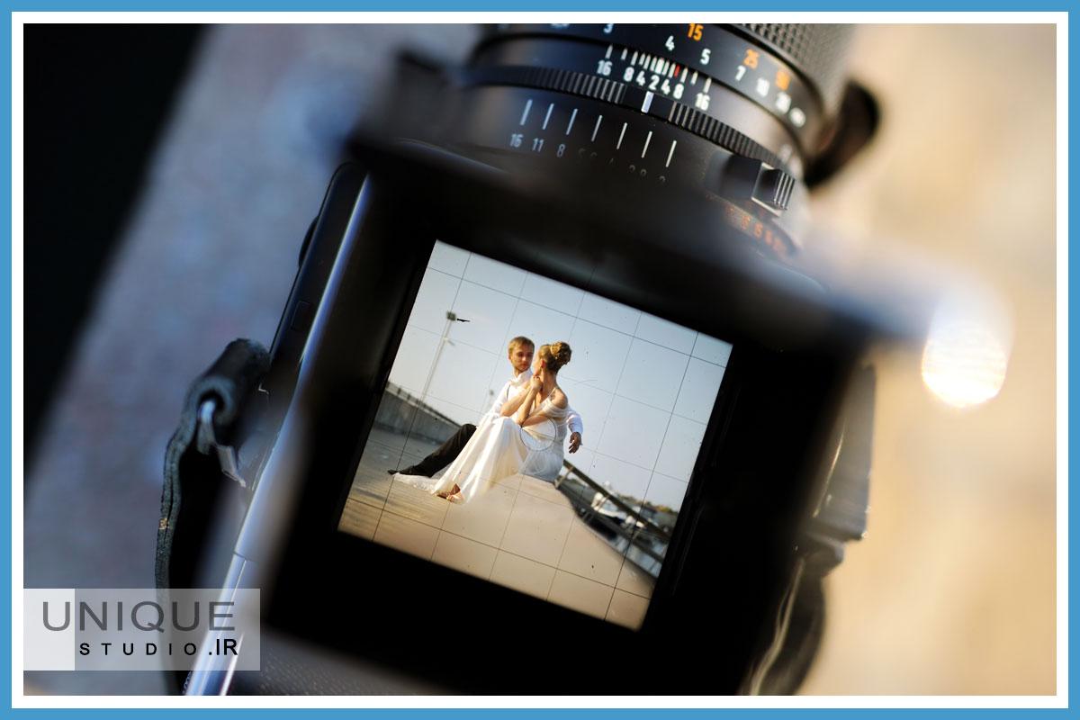 فیلمبرداری مجالس عروسی