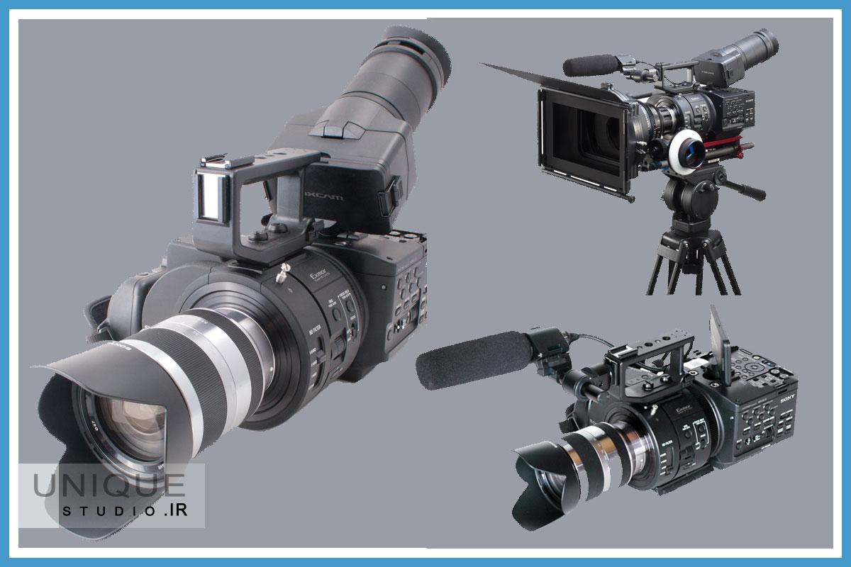 دوربین fs700