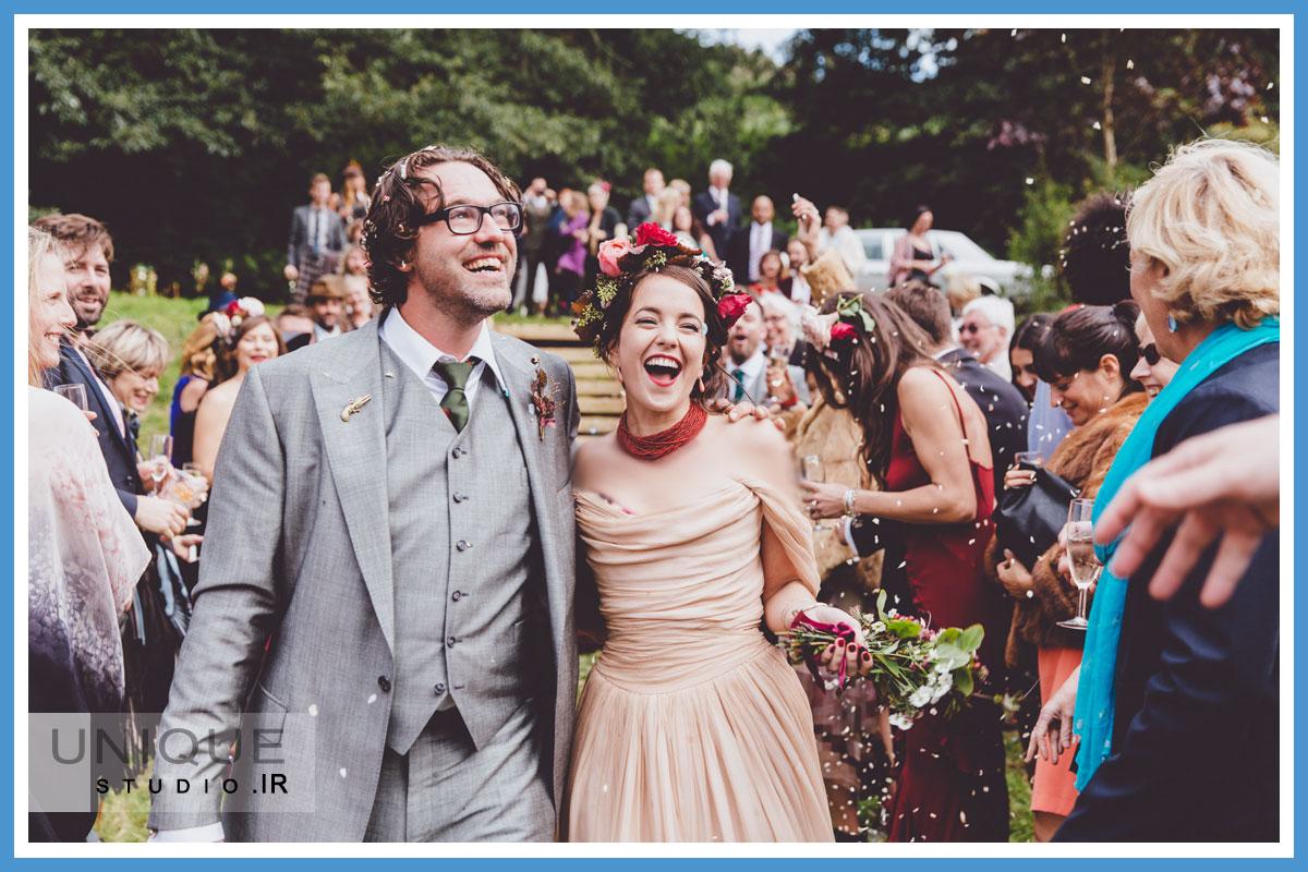 آتلیه عکس عروس
