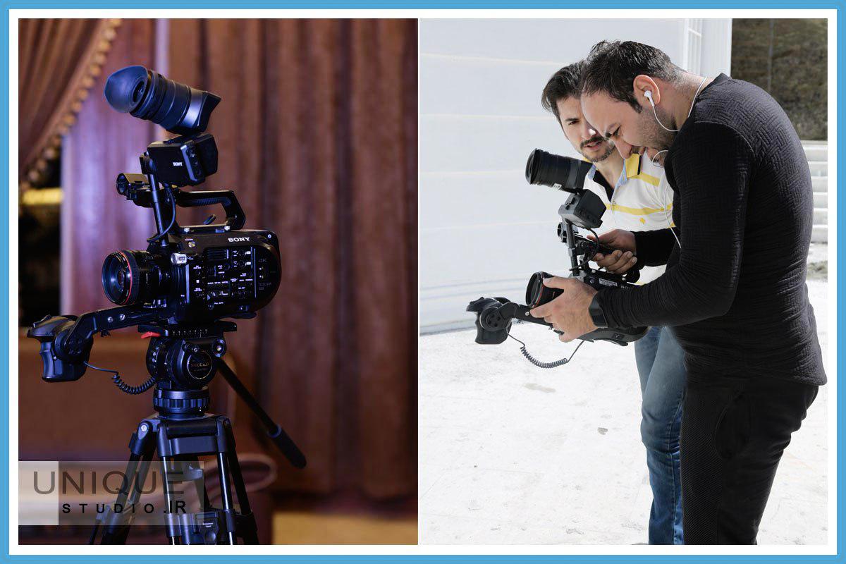 دوربین fs7
