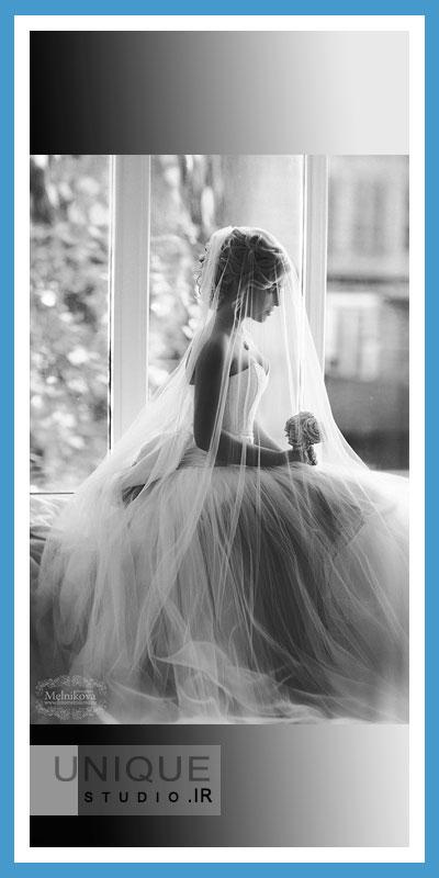 عکس عروس