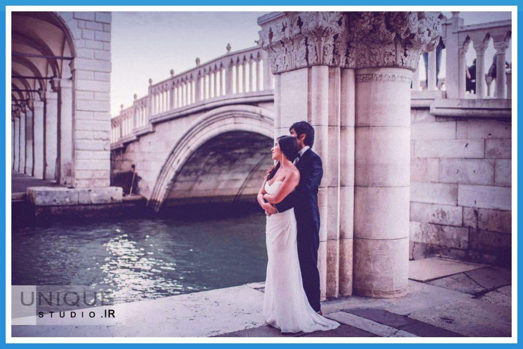 بهترین آتلیه عکاسی عروس در تهران