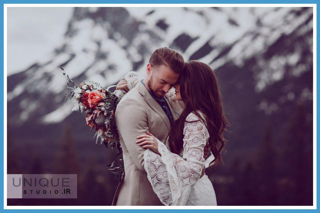 مدل عکس عروس داماد جدید