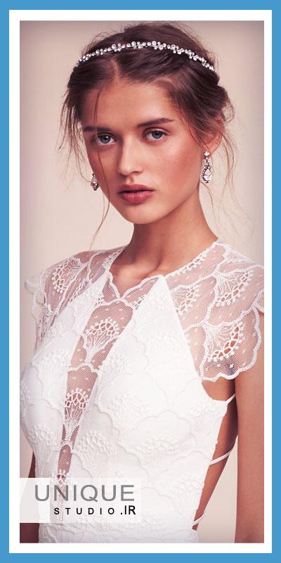 جدیدترین مدل لباس عروس 2018