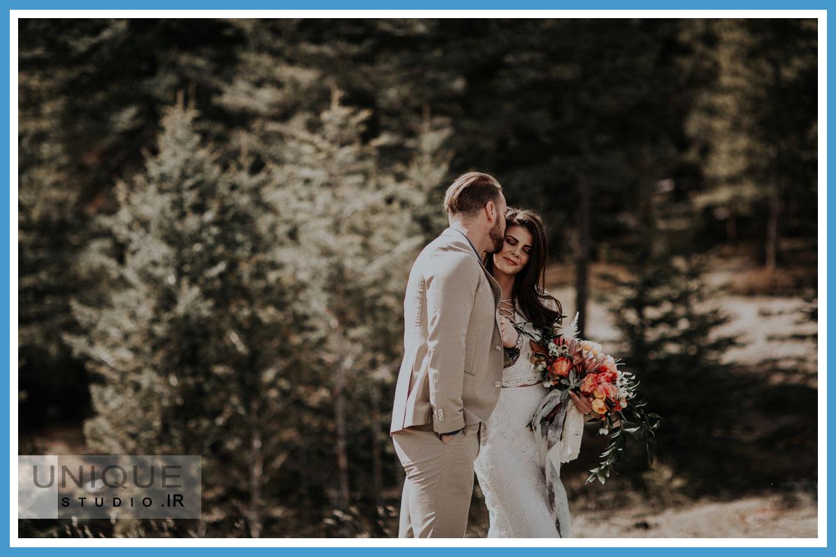 بهترین آتلیه عروس غرب تهران