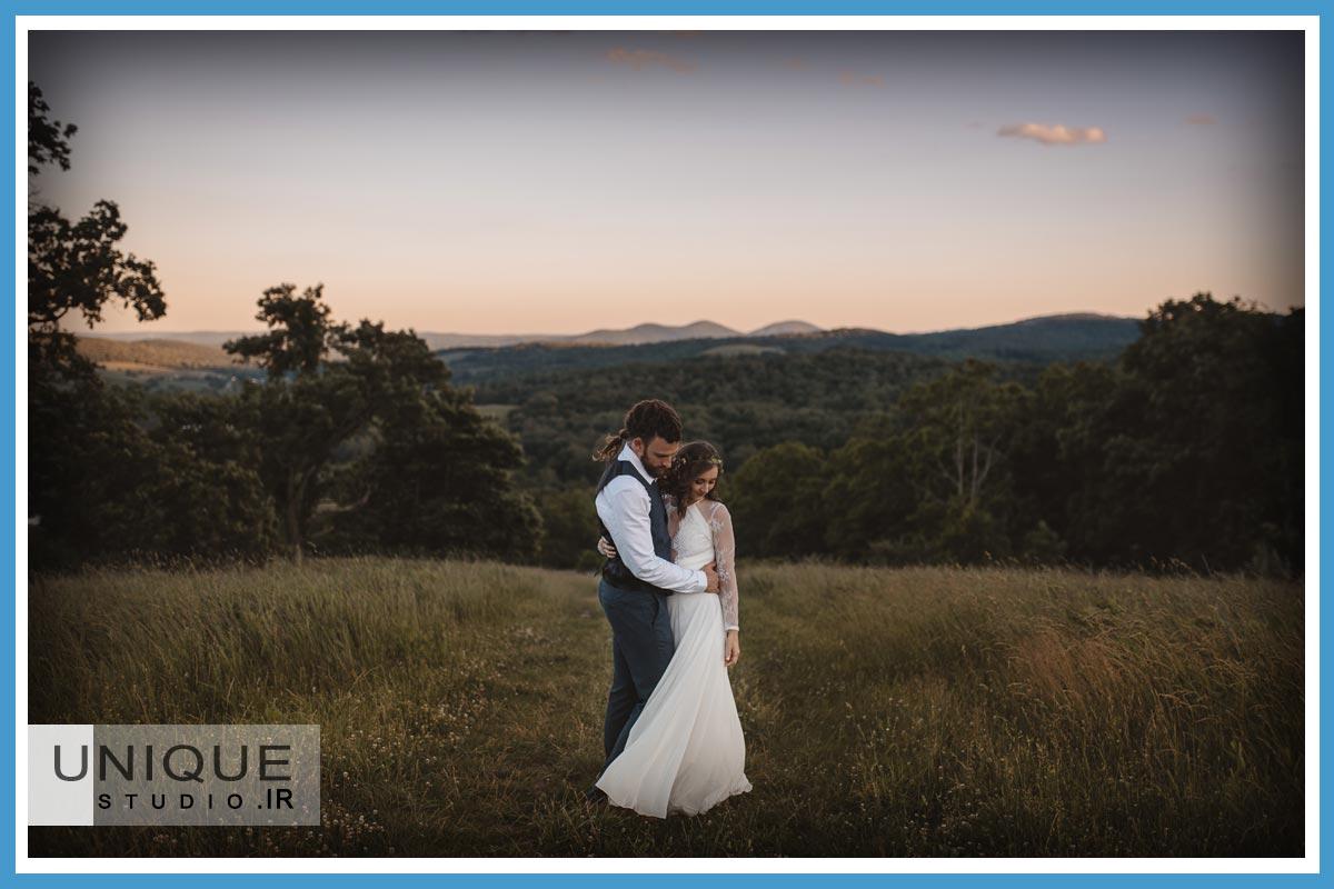 فیلمبرداری عروسی حرفه ای