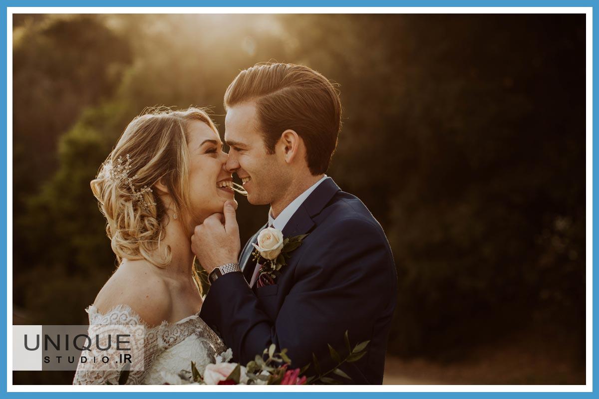 انتخاب آتلیه عروسی