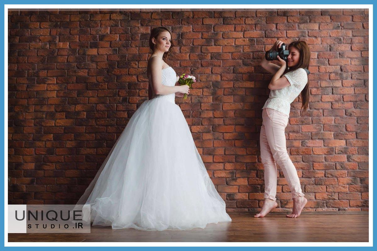 انواع لنز عکاسی عروسی